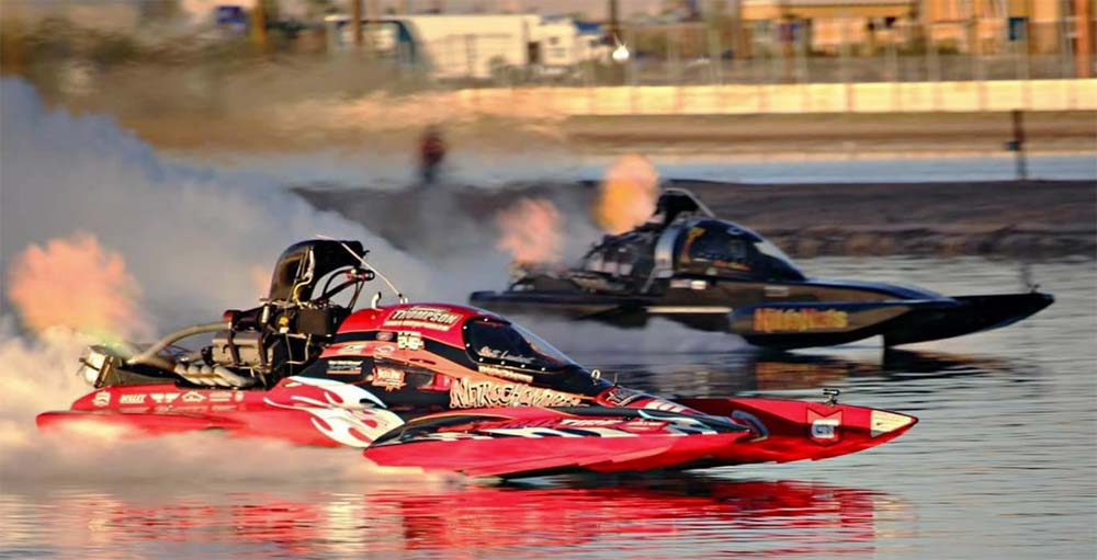 Manufacturing Speed for Drag Boats